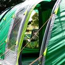 Green COLEMAN FastPitch™ Air Valdes 6 L Tent image 8
