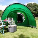 Green COLEMAN FastPitch™ Air Valdes 6 L Tent image 6