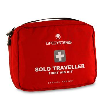Red Lifesystems Solo Traveller First Aid Kit