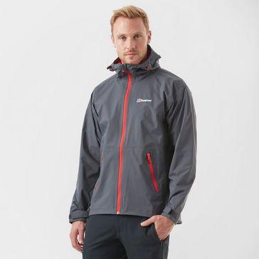 ab14e6119 Grey BERGHAUS Men's Stormcloud Waterproof Jacket ...