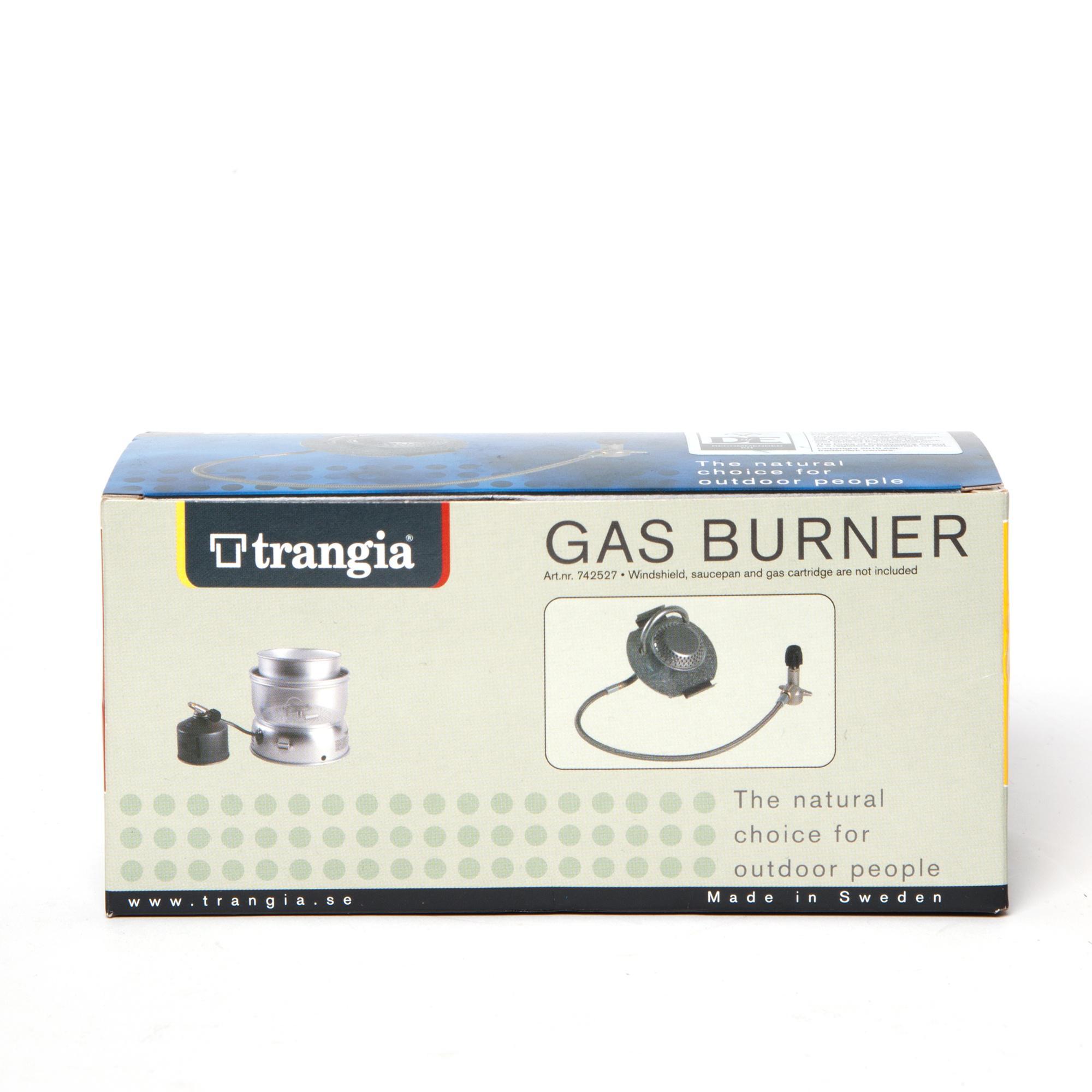 Trangia Gas Burner - Silver, Silver