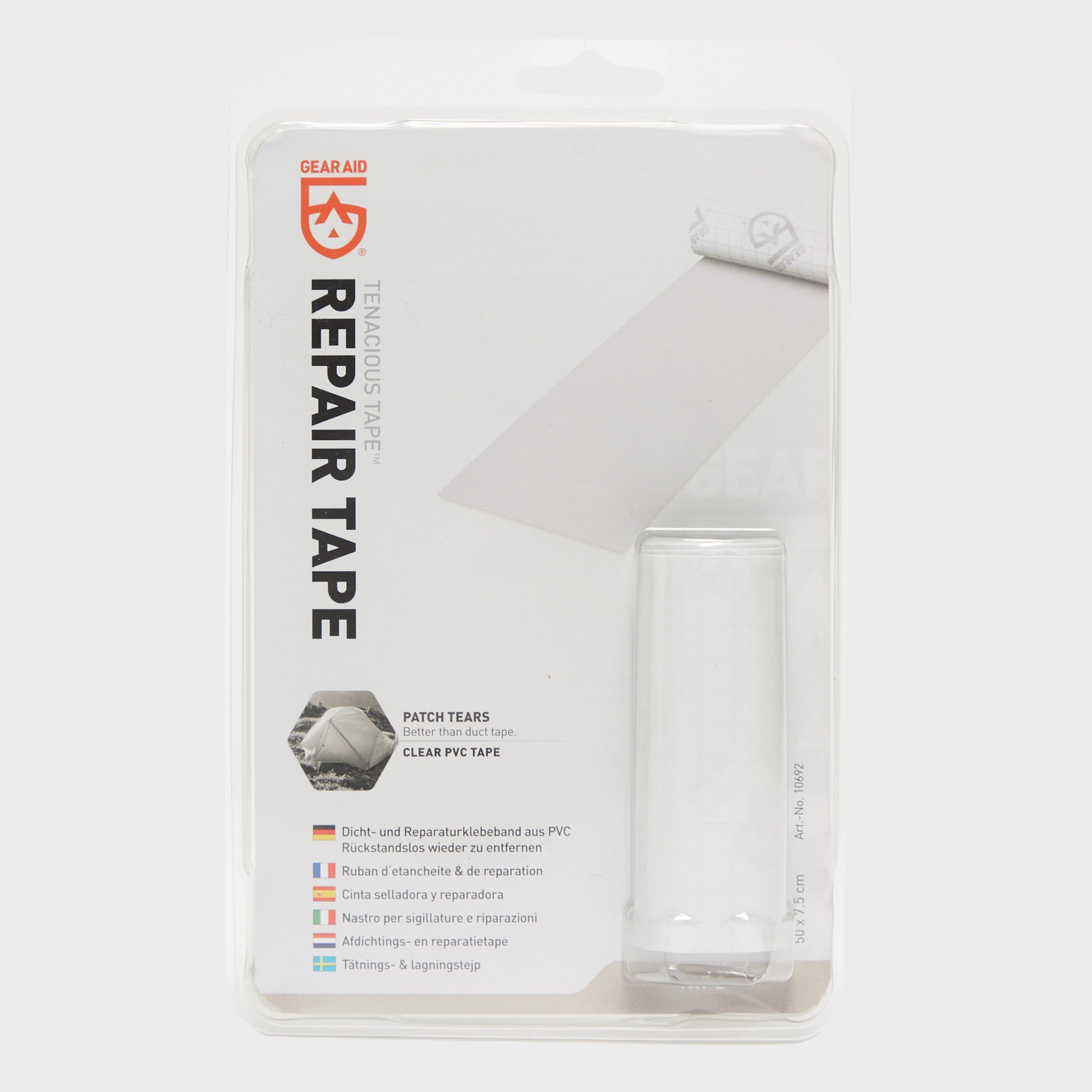 McNett Mcnett Tenacious Sealing and Repair Tape - Clear, Clear