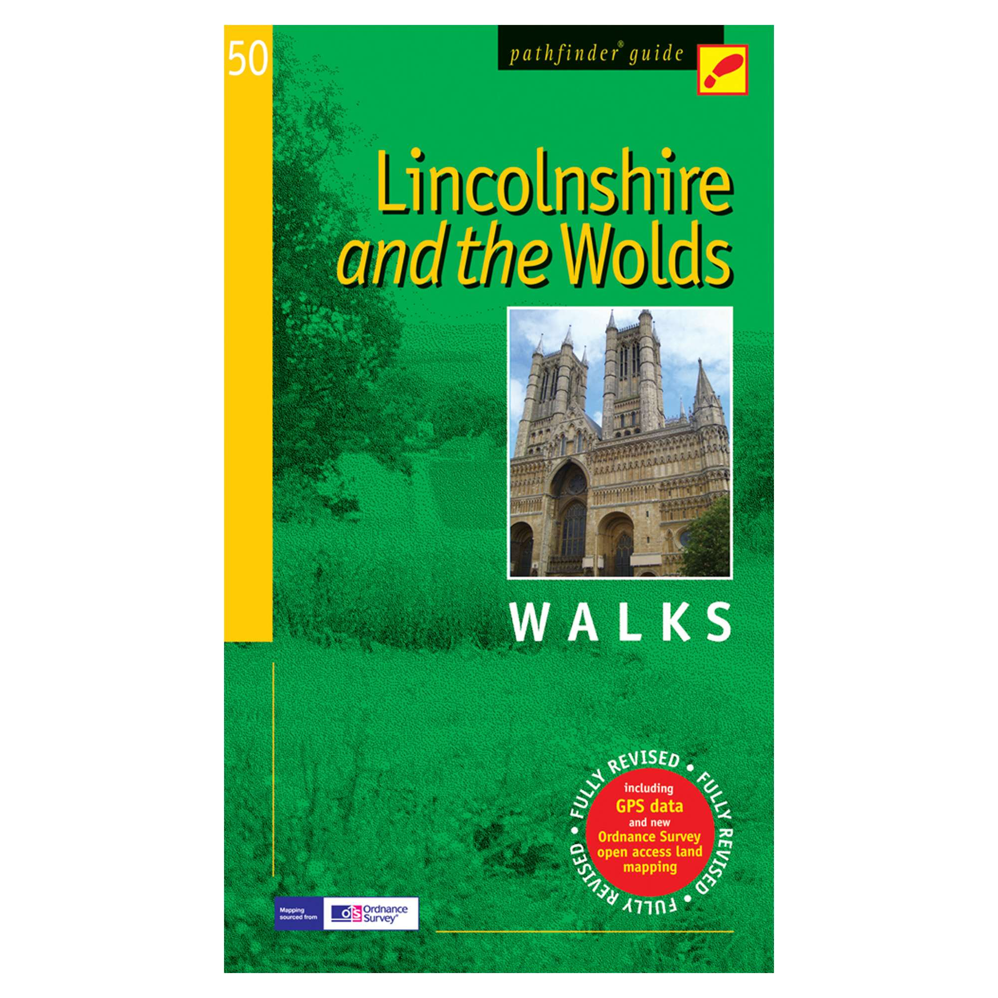 PATHFINDER Lincolnshire & the Wolds Walks Guide