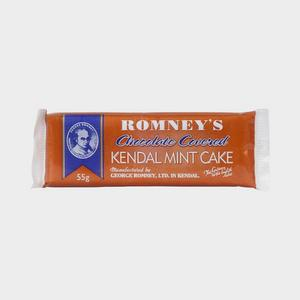 ROMNEYS Chocolate Coated Kendal Mint Cake 55g