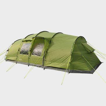884ef3232e75d2 Light Green EUROHIKE Buckingham Elite 8 Family Tent ...