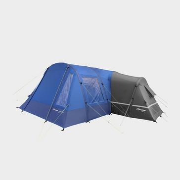 Blue Berghaus Air Tent Porch