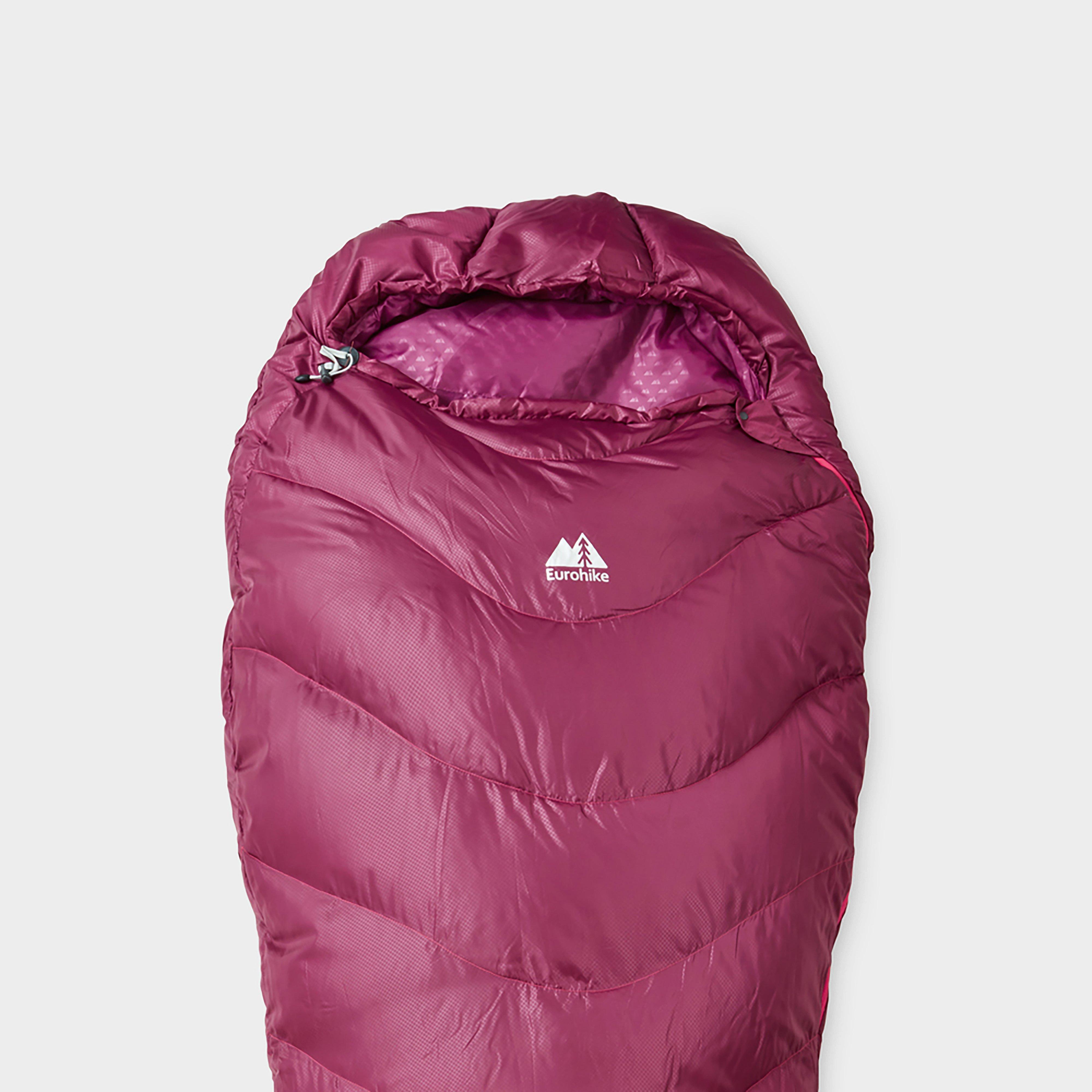 Eurohike Eurohike Womens Adventurer 200 Sleeping Bag - Purple, Purple