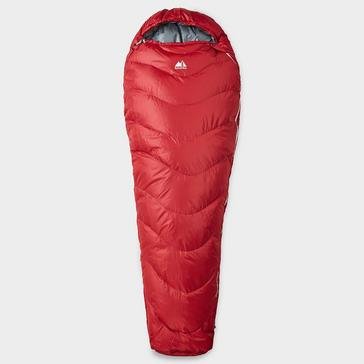 Dark Red Eurohike Adventurer 200 Sleeping Bag