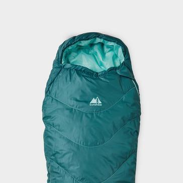 Blue Eurohike Adventurer Youth Sleeping Bag