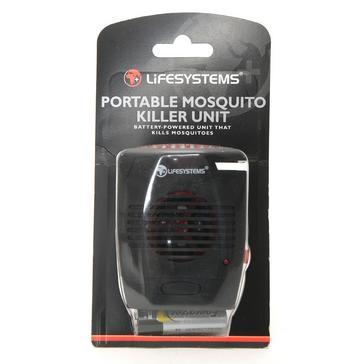 Black Lifesystems Portable Mosquito Killer Unit