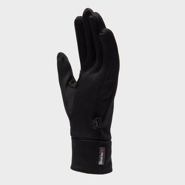 Black The North Face Men's Powerstretch Gloves