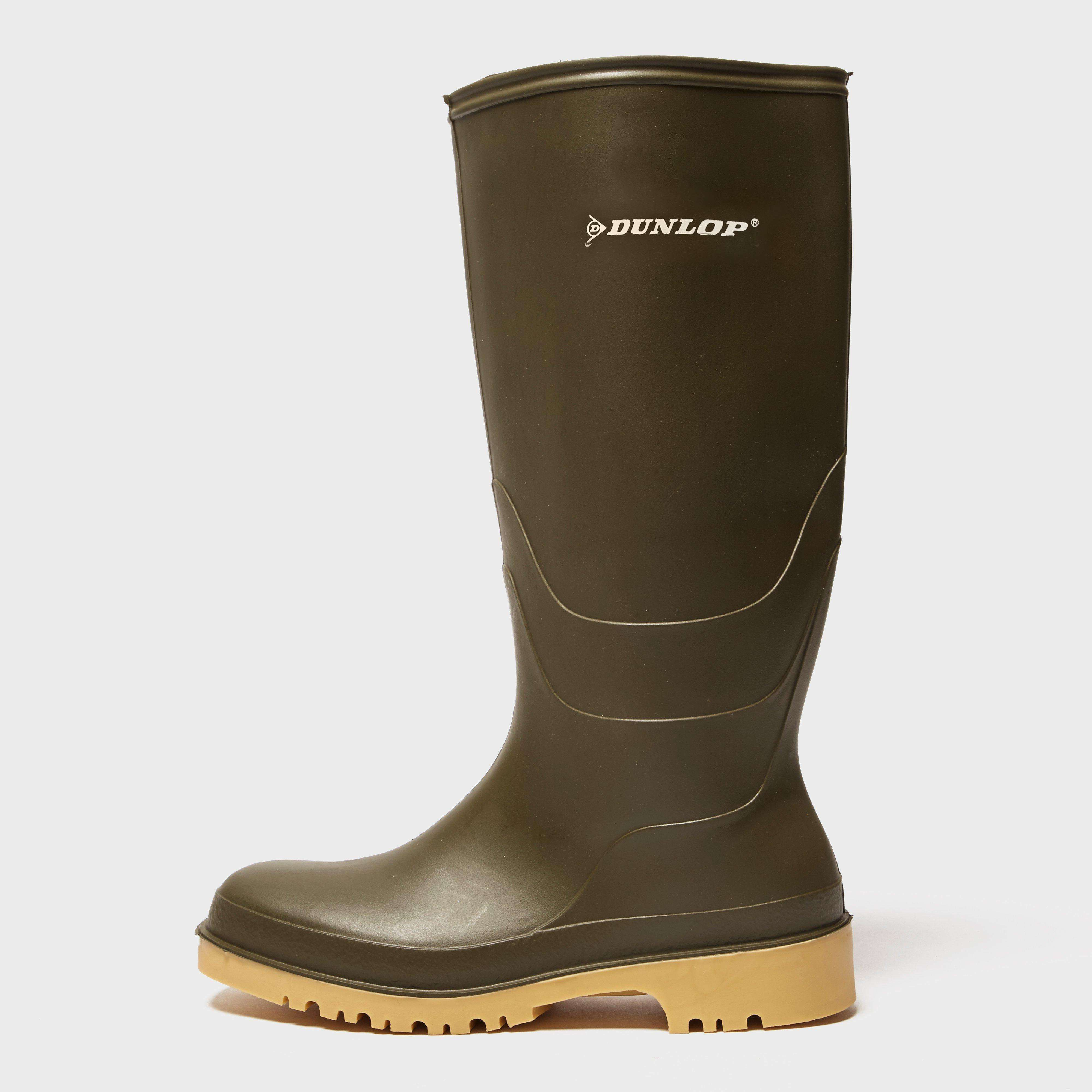 DUNLOP Women's Dull PVC Wellingtons