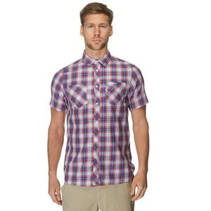 CRAGHOPPERS Men's Nico Short Sleeve Shirt