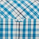 Blue CRAGHOPPERS Men's Otley Short Sleeve Shirt image 6