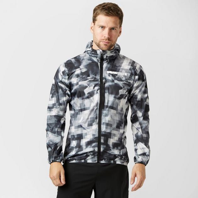 Men's Terrex Agravic Hooded Wind Jacket