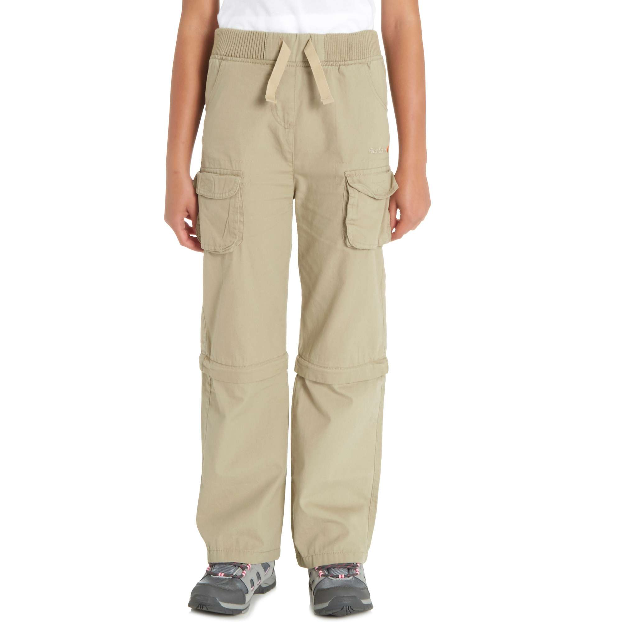 PETER STORM Girls' Zip Off Trousers