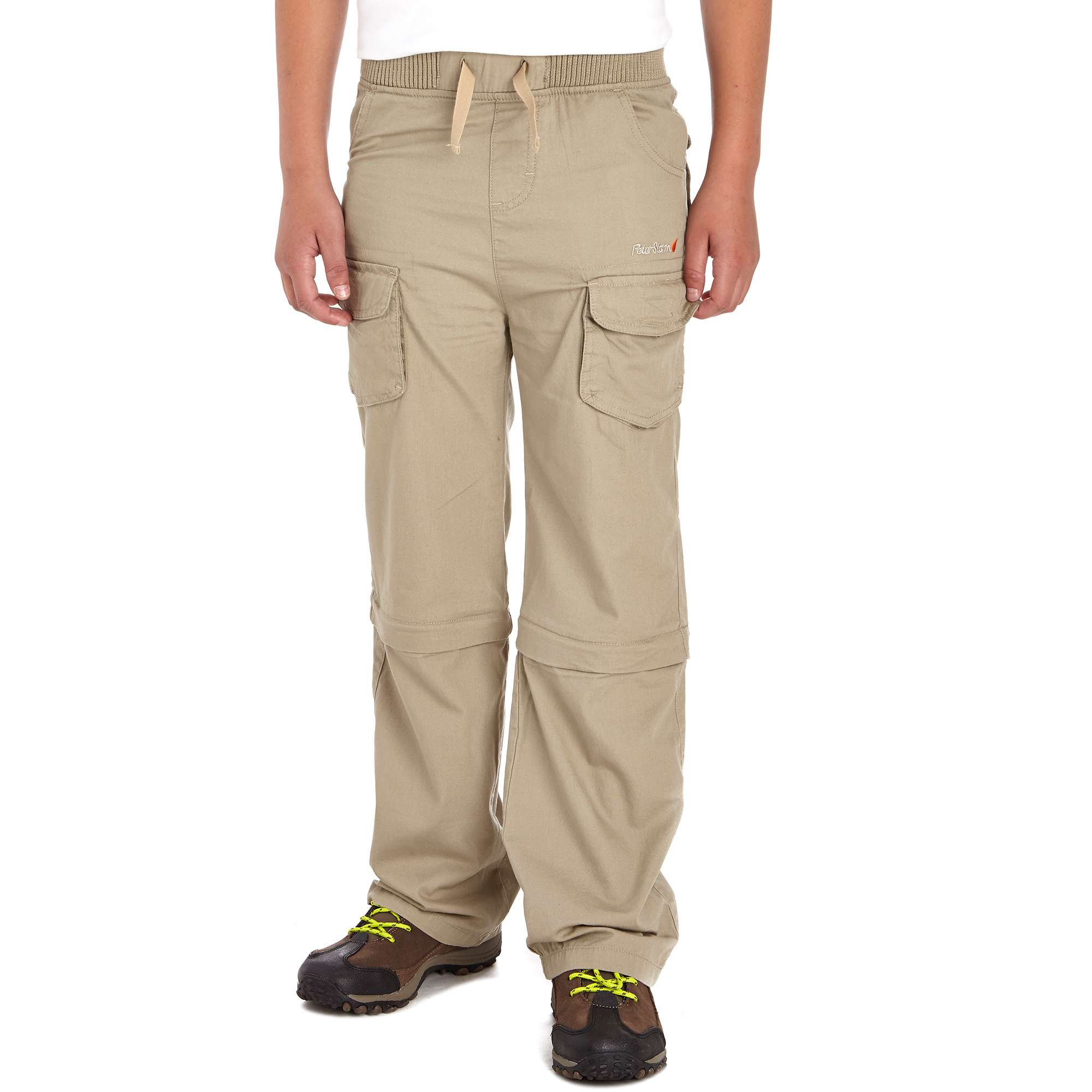 PETER STORM Boys' Zip Off Trousers