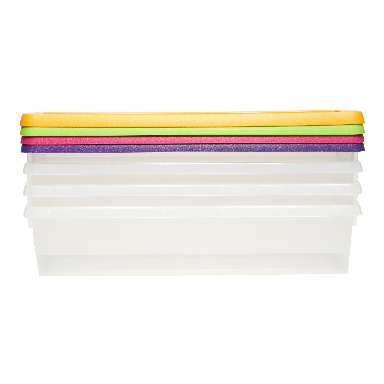 WHAM Whambox Storage Box 1.9L 4 per pack