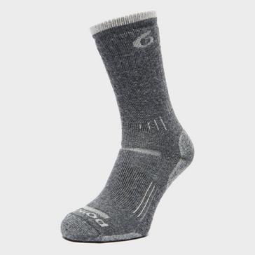 Grey Grey Point6 Men's Trekking Heavy Socks