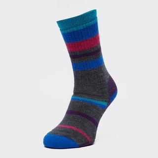 Women's Hike Medium Stripe Socks