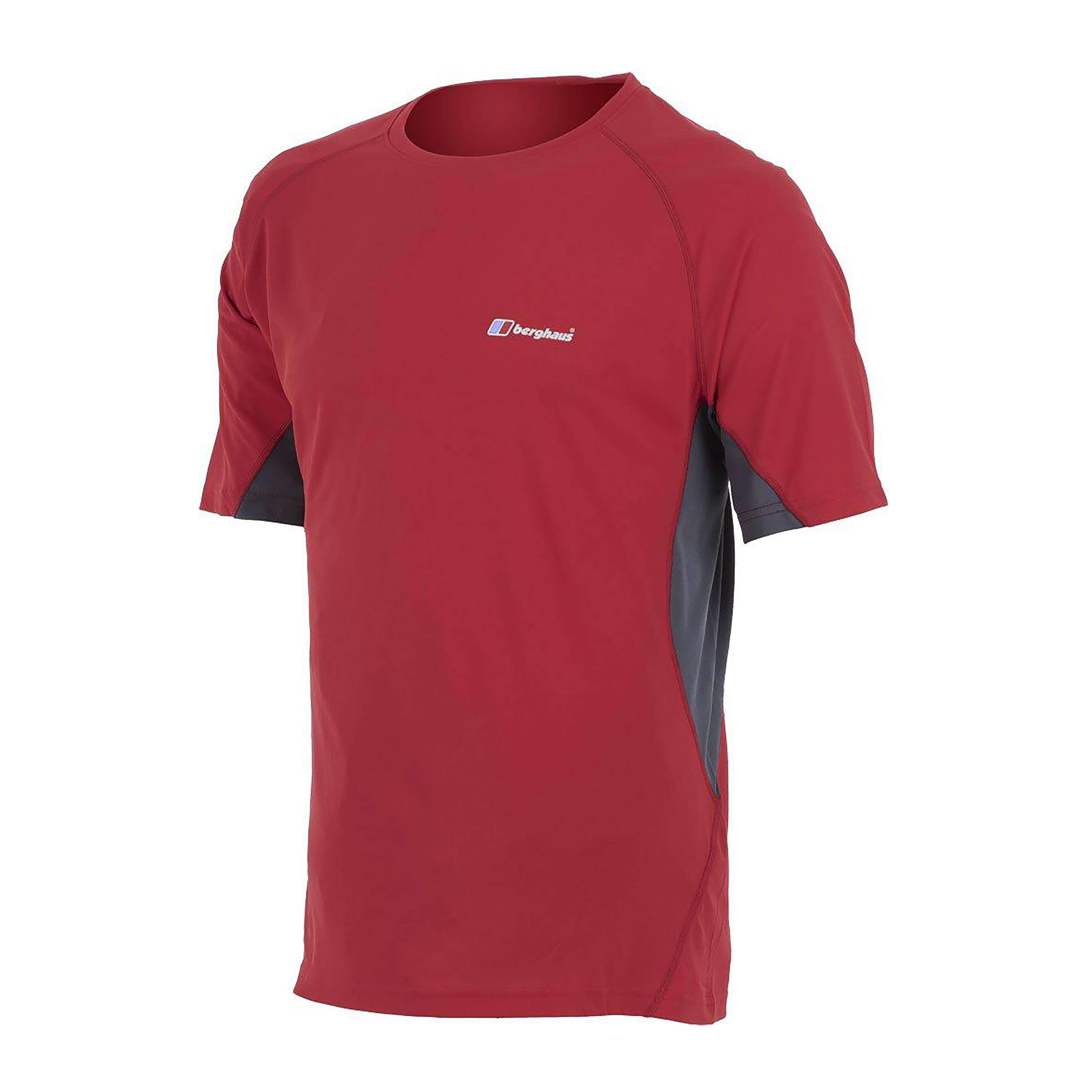 BERGHAUS Men's Tech Crew T-Shirt