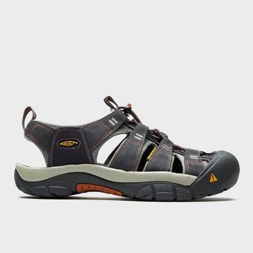 72f8bc7c15ba Grey KEEN Men s Newport H2 Sandals