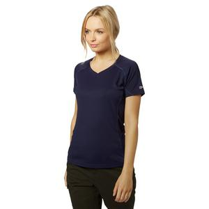 Berghaus Women's V-Neck Tech Tee