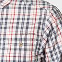 Blue CRAGHOPPERS Men's Otley Short Sleeve Shirt image 3