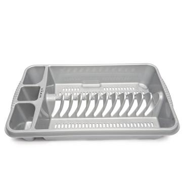Silver QUEST Casa Dish Drainer