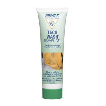 Multi Nikwax Tech Wash Pouch