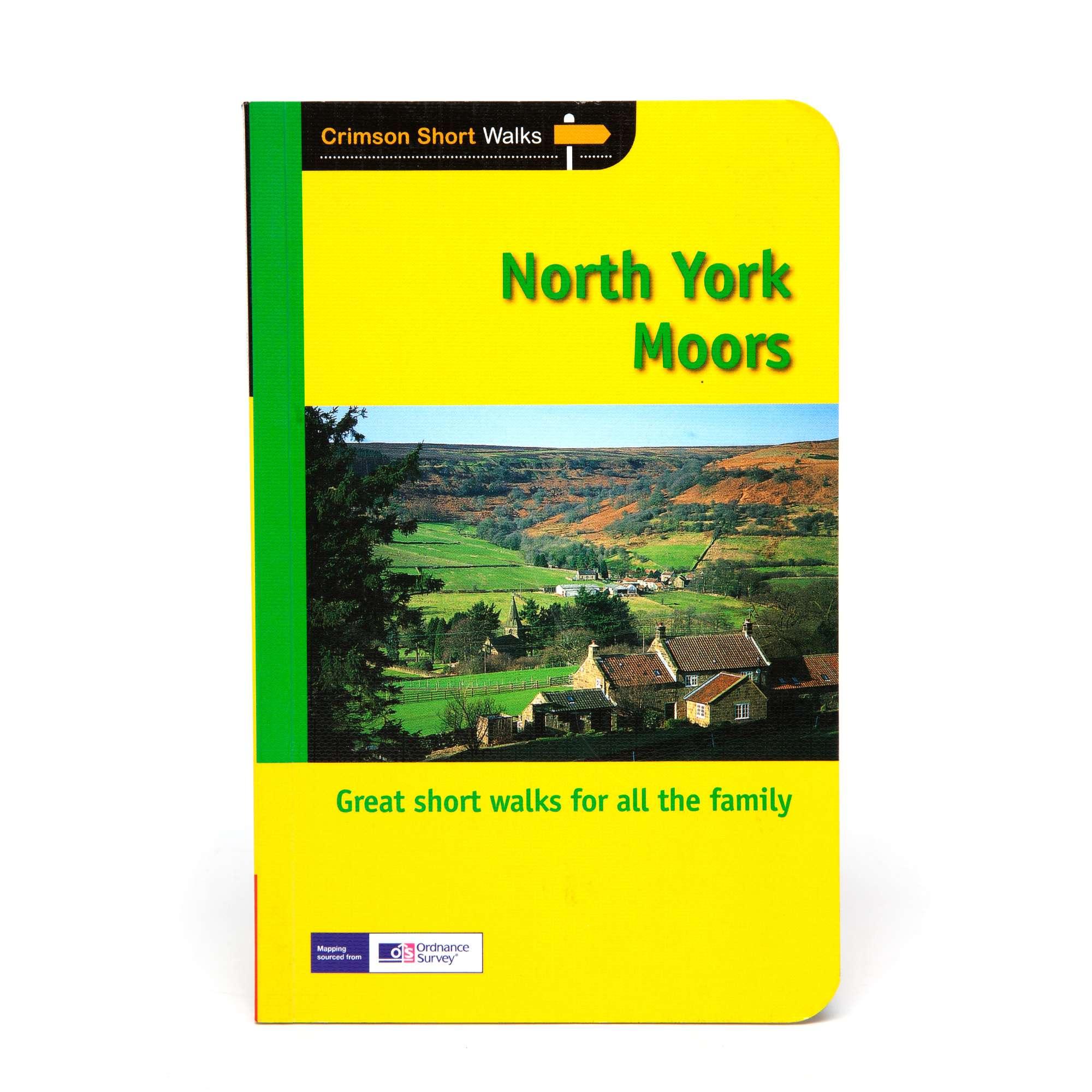 PATHFINDER North York Moors Guide