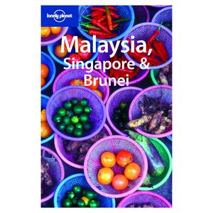 LONELY PLANET Malaysia, Singapore and Brunei Travel Guide