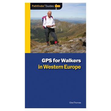 N/A Pathfinder GPS for Walkers in Western Europe Guide