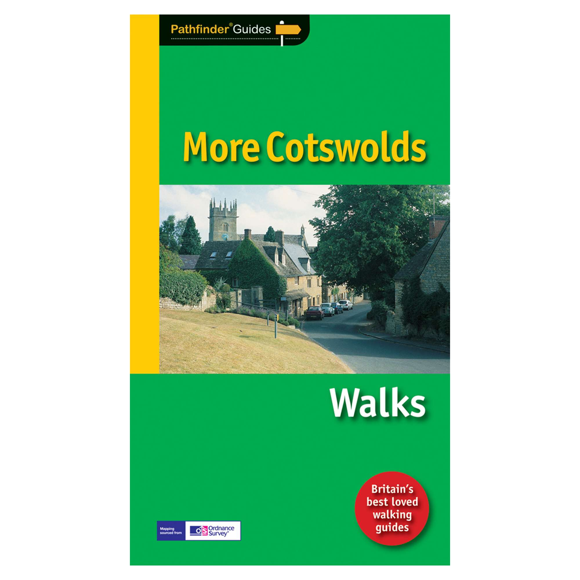PATHFINDER More Cotswolds Walks Guide