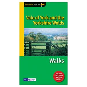 PATHFINDER Vale of York & The Wolds Walks Guide