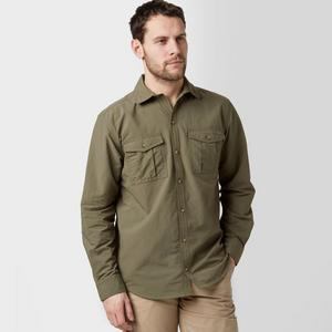 PETER STORM Men's Long Sleeve Travel Shirt