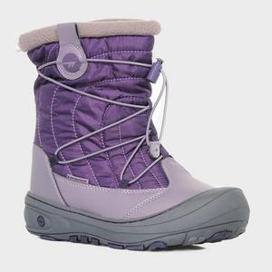 HI TEC Girls' Equinox Waterproof Snow Boot