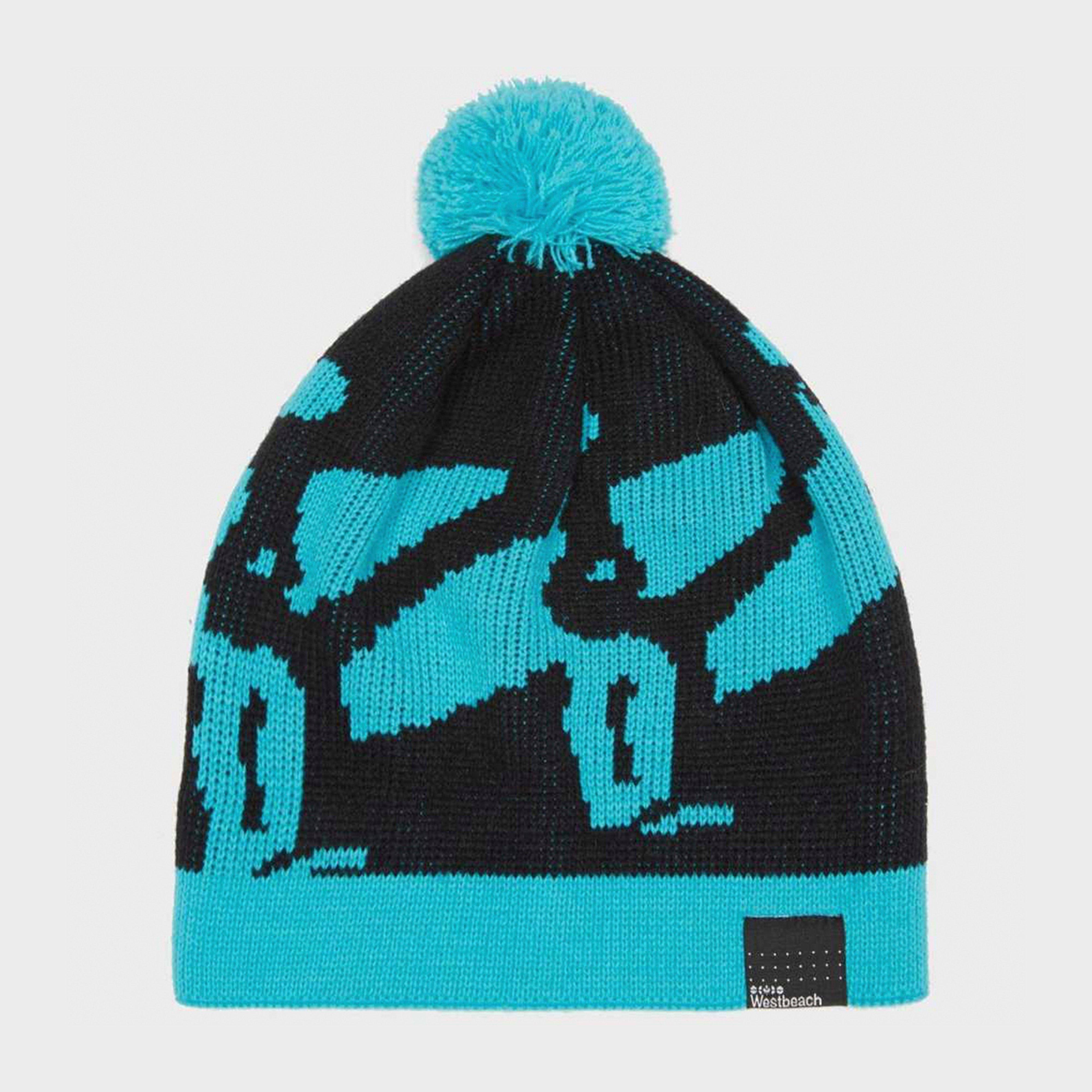 Westbeach Westbeach Toque Beanie Hat - Blue, Blue