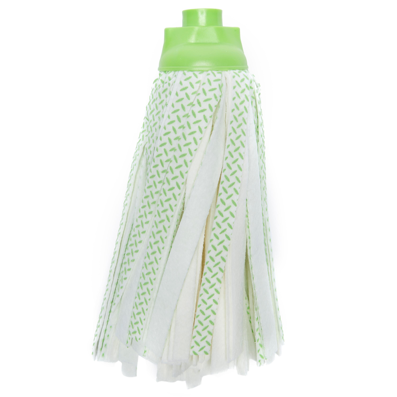 Wham Wham Strip Mop Head - Green, Green
