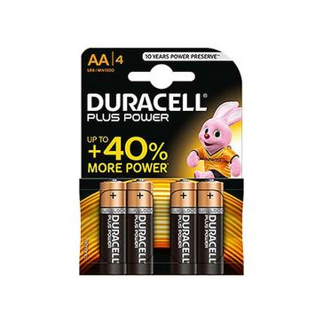 Duracell AA Batteries - 4 Pack