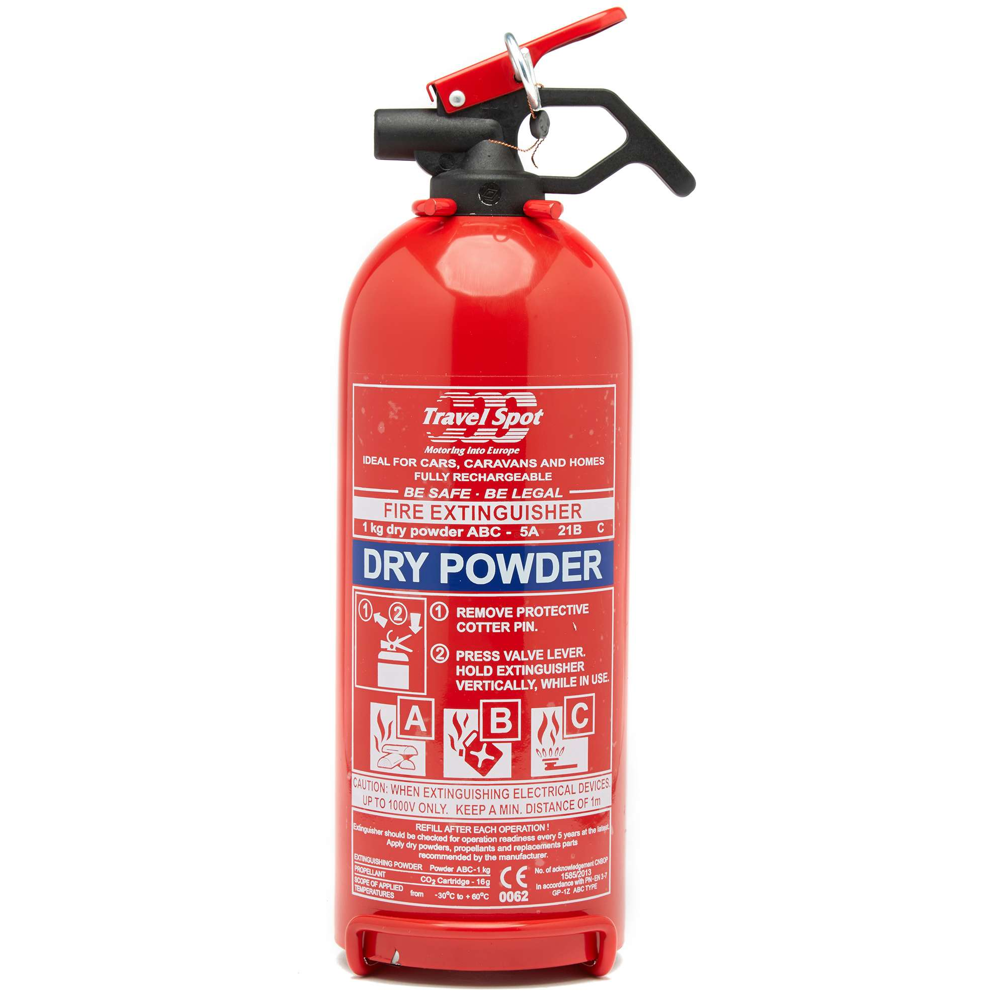 BOYZ TOYS Fire Extinguisher