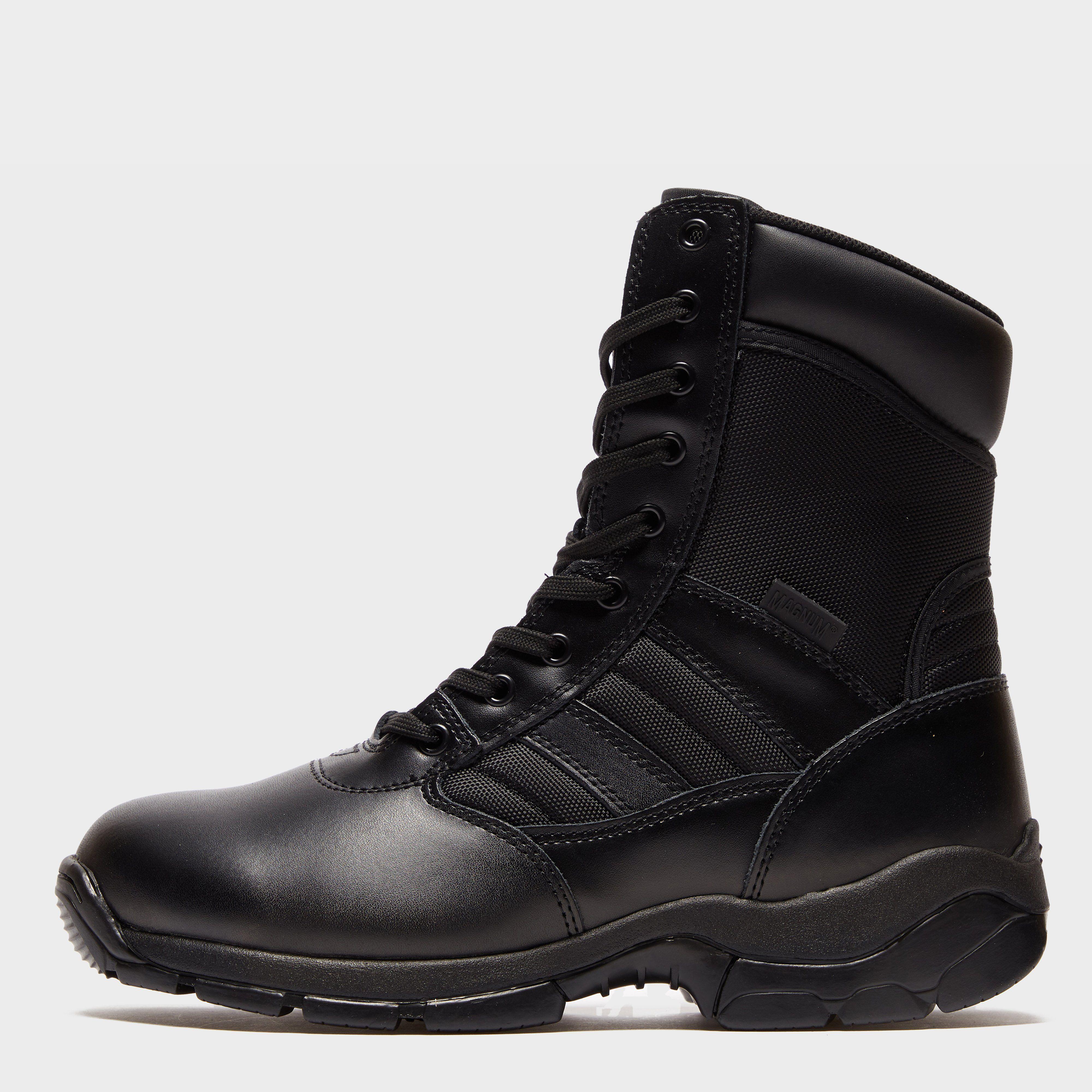 MAGNUM Men's Panther Side Zip Industrial Work Boots