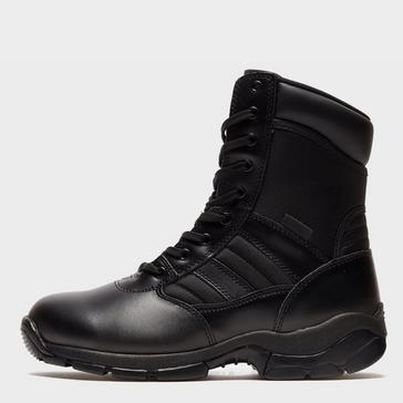 6f4fb8ed9 Black MAGNUM Men's Panther Side Zip Industrial Work Boots
