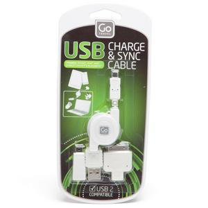DESIGN GO USB Charging Cable Set