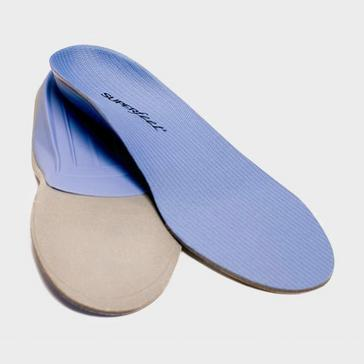 Blue Superfeet Blue Trim 2 Fit Insoles