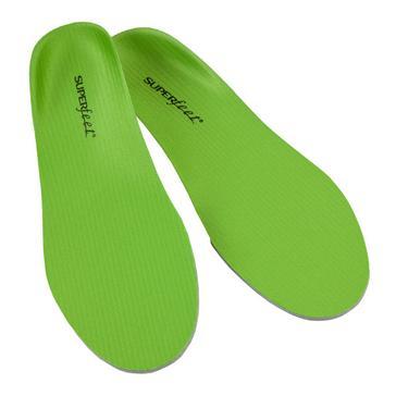 Green Superfeet Green Trim 2 Fit Insole