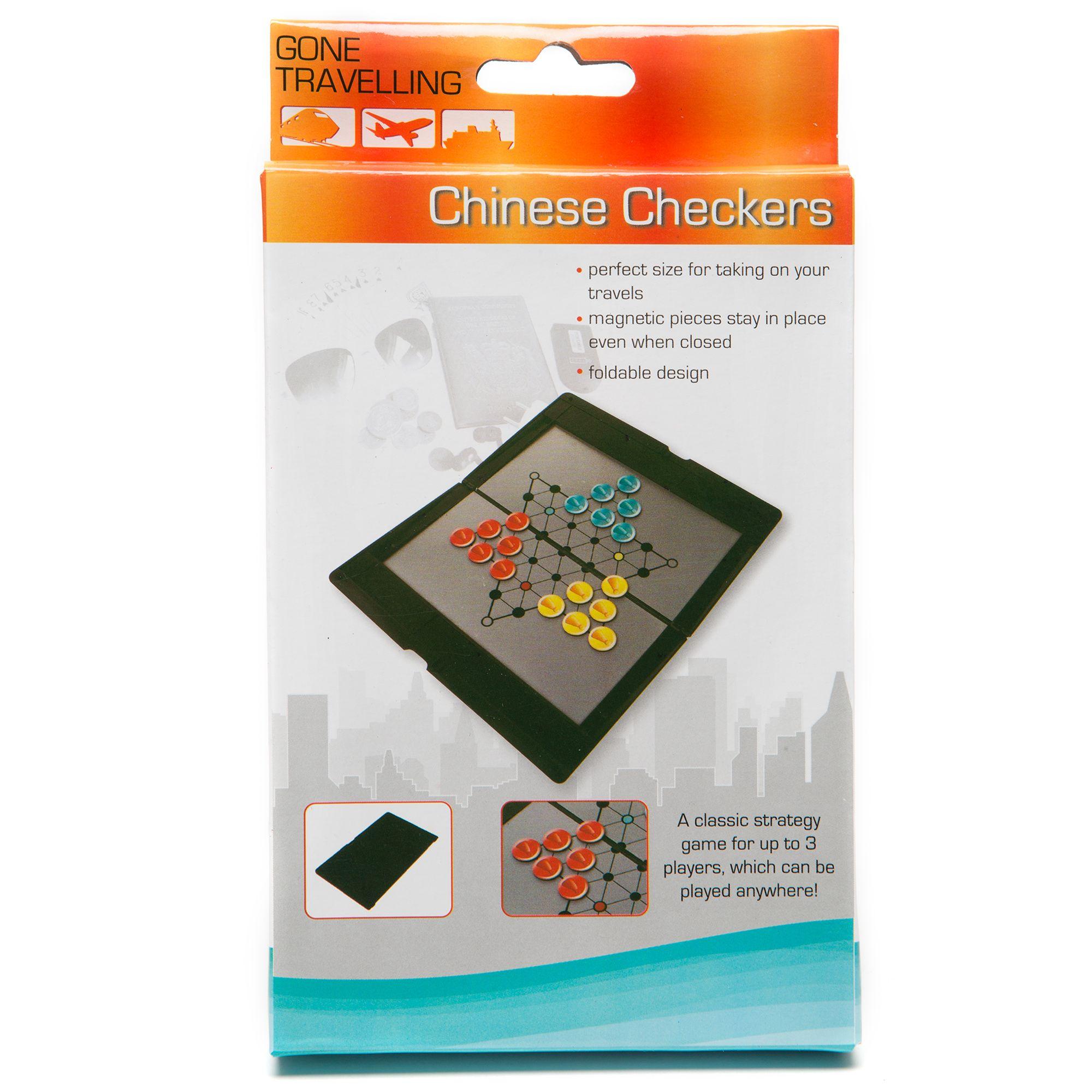 BOYZ TOYS Travel Chinese Checkers