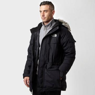 96217364e Men's North Face Parka Coats | Blacks