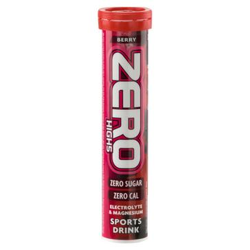 Multi HIGH 5 Zero Electrolyte Drinks Tablet- Berry Flavour