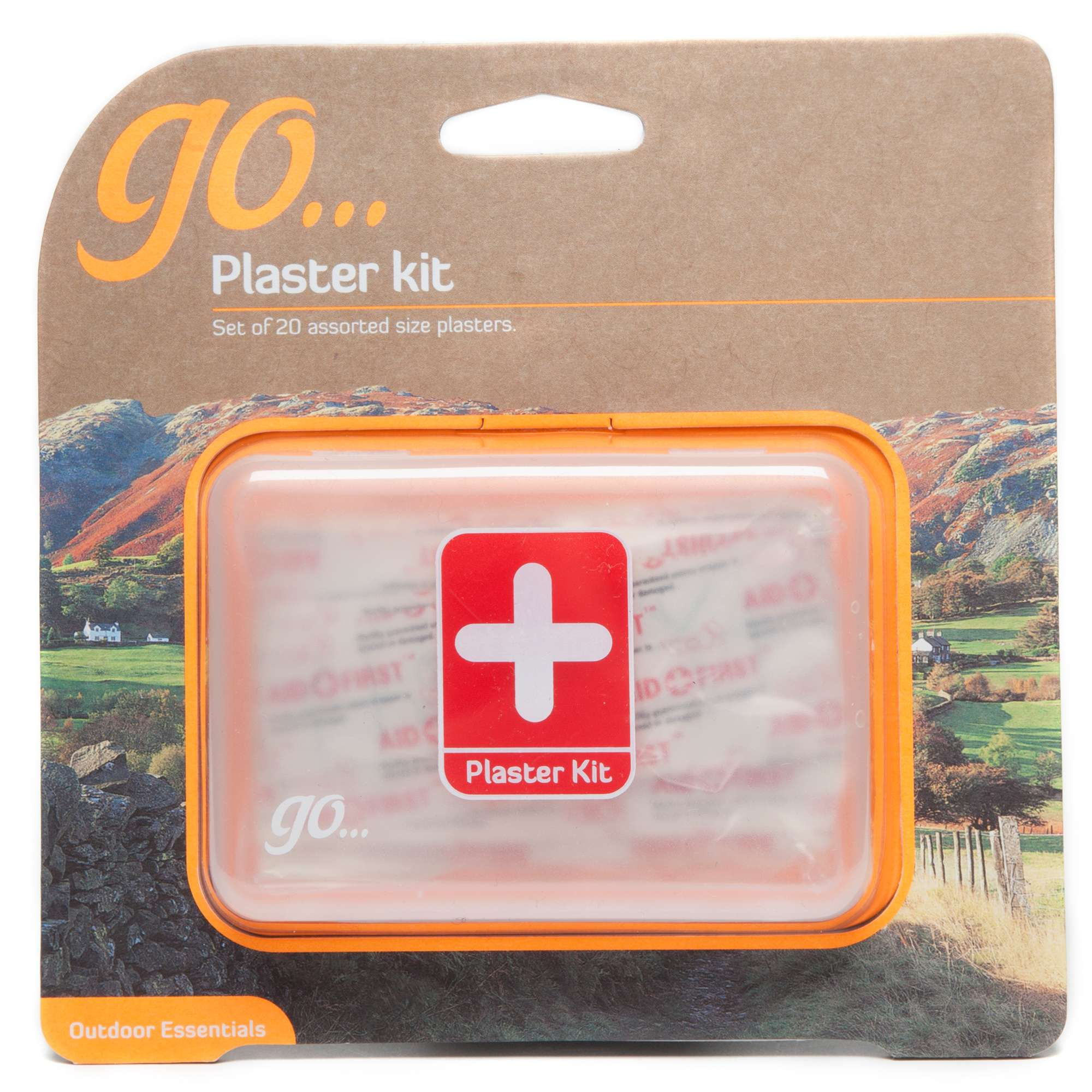 DESIGN GO Plaster Kit